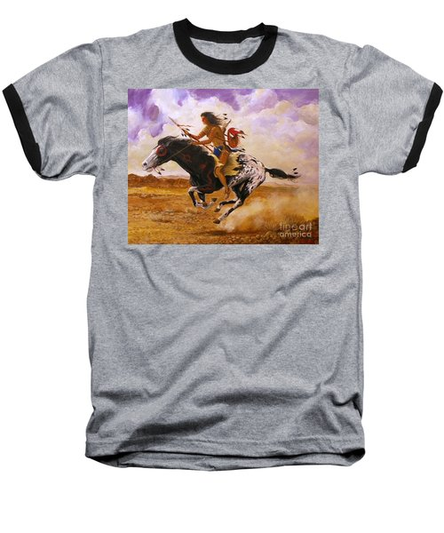 Painted Arrow Baseball T-Shirt