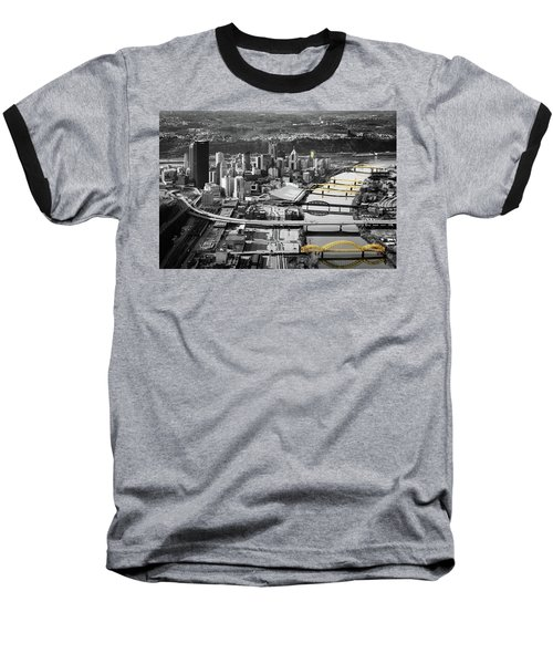 Painted Bridges  Baseball T-Shirt