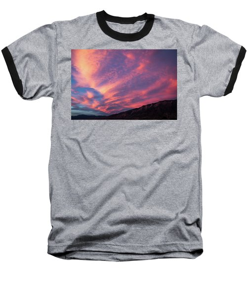 painted by Sun Baseball T-Shirt