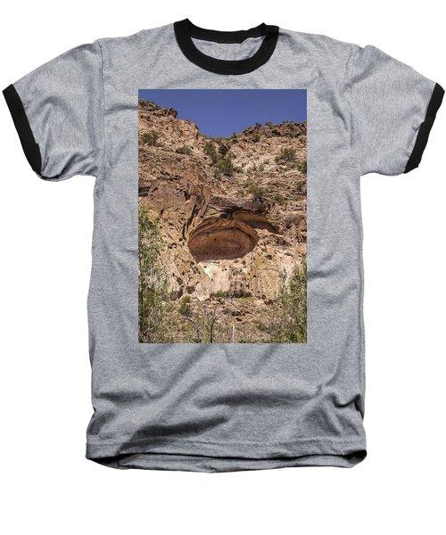 Painted Cave Ancient Art Baseball T-Shirt