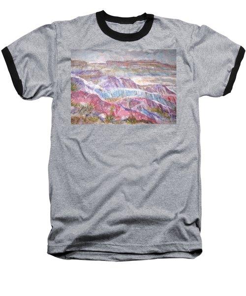 Painted Desert Baseball T-Shirt