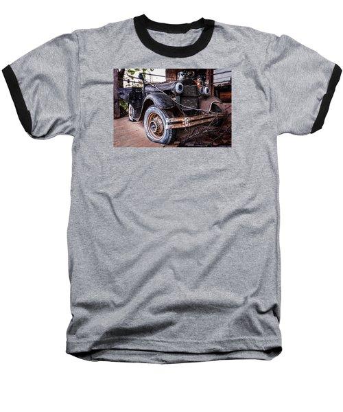 Painted Eyes Baseball T-Shirt