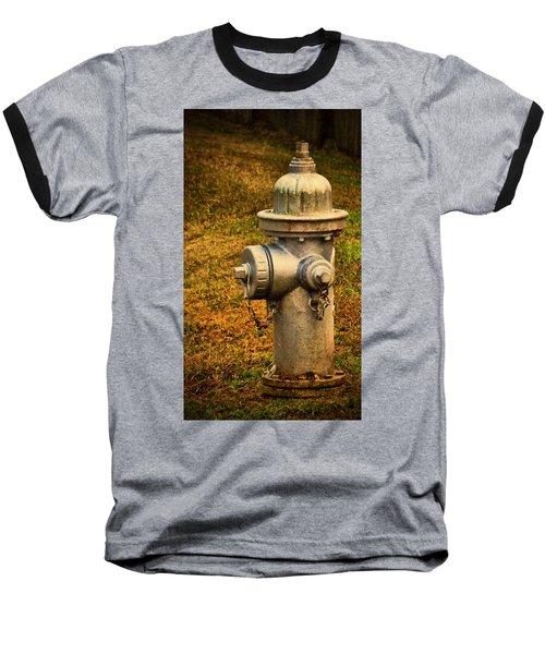 Painted Fireplug Baseball T-Shirt