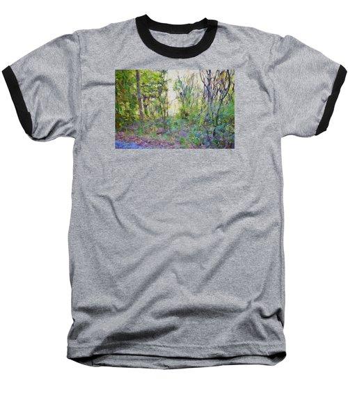 Painted Forrest Baseball T-Shirt