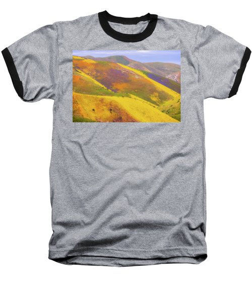Painted Hills Baseball T-Shirt by Marc Crumpler
