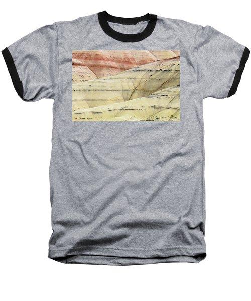 Painted Hills Ridge Baseball T-Shirt by Greg Nyquist