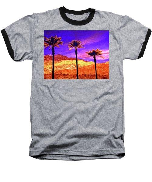Painted Hills Baseball T-Shirt