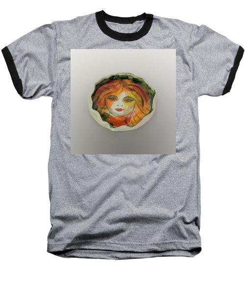 Painted Lady-1 Baseball T-Shirt