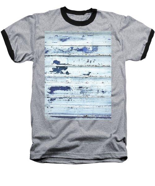 Painted Metal Surafce Baseball T-Shirt