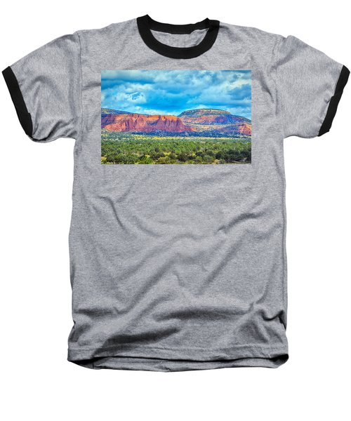 Painted New Mexico Baseball T-Shirt