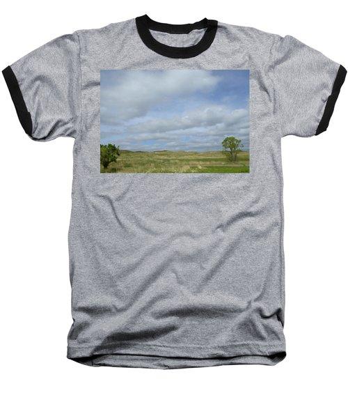 Painted Plains Baseball T-Shirt