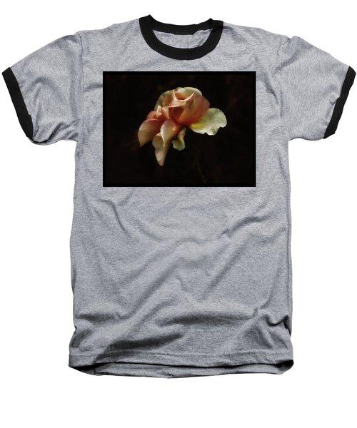 Painted Roses Baseball T-Shirt