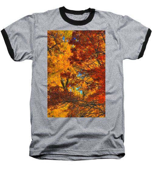 Painterly Baseball T-Shirt