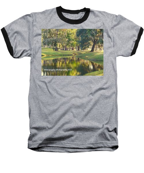 Painting Dixie Baseball T-Shirt