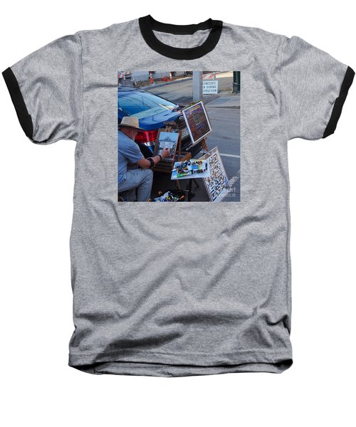 Painting Penhallow Baseball T-Shirt