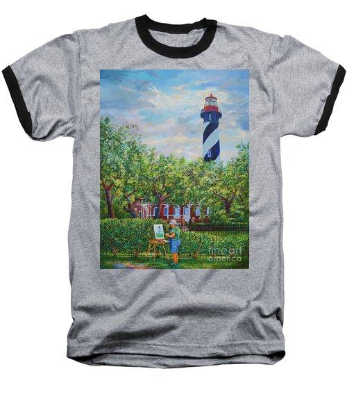 Painting The Light Baseball T-Shirt