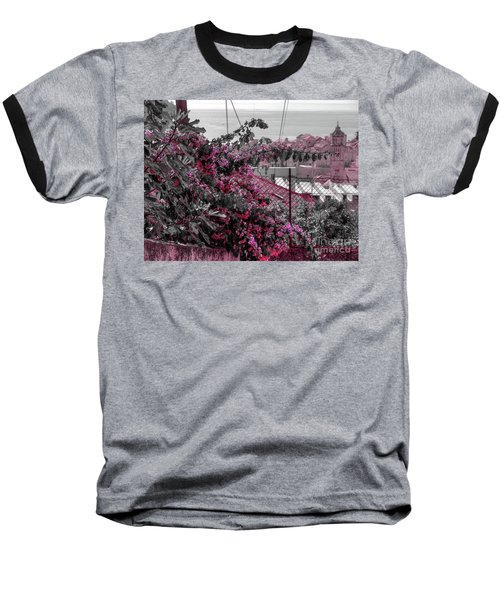 Painting The Town Red Baseball T-Shirt