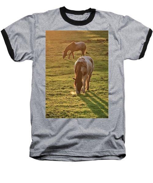 Paints Backlit Baseball T-Shirt