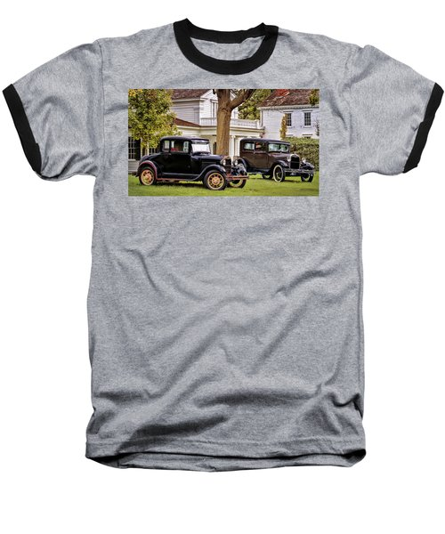 Pair Of Ford Model A  Baseball T-Shirt