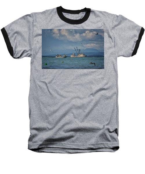 Pakalot Baseball T-Shirt by Randy Hall