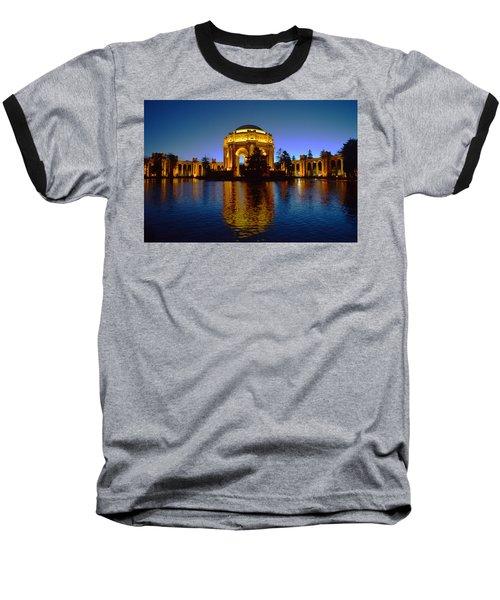Palace Of Fine Arts Baseball T-Shirt