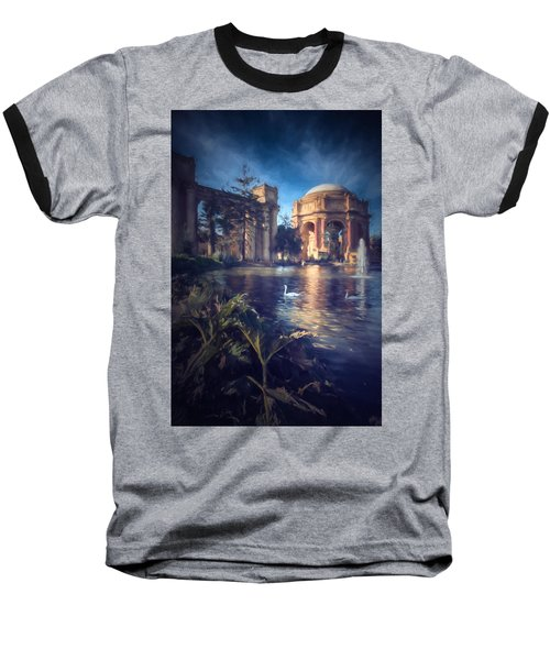 Palace Of Fine Arts Baseball T-Shirt