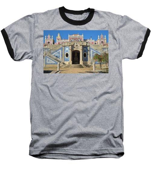 Palacio De Estoi Front View Baseball T-Shirt by Angelo DeVal