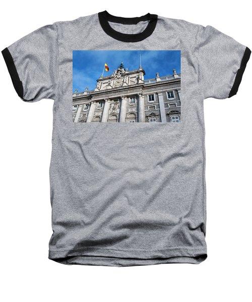 Palacio Real Baseball T-Shirt