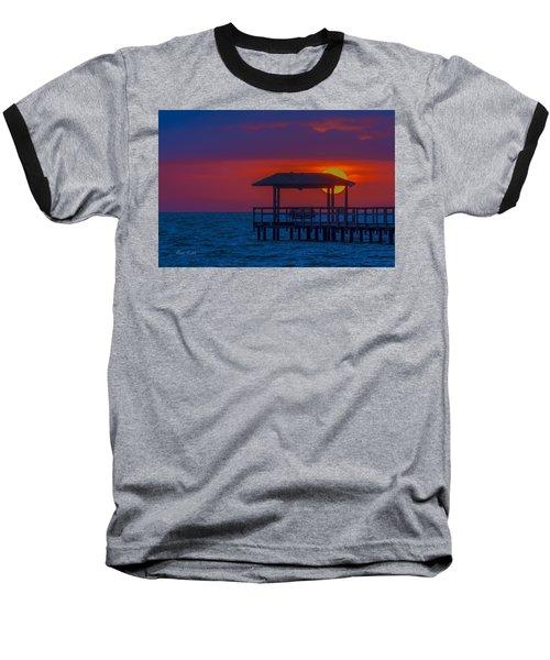 Palapa Del Sol Baseball T-Shirt