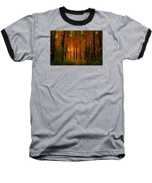 Palava Valo Baseball T-Shirt by Greg Collins