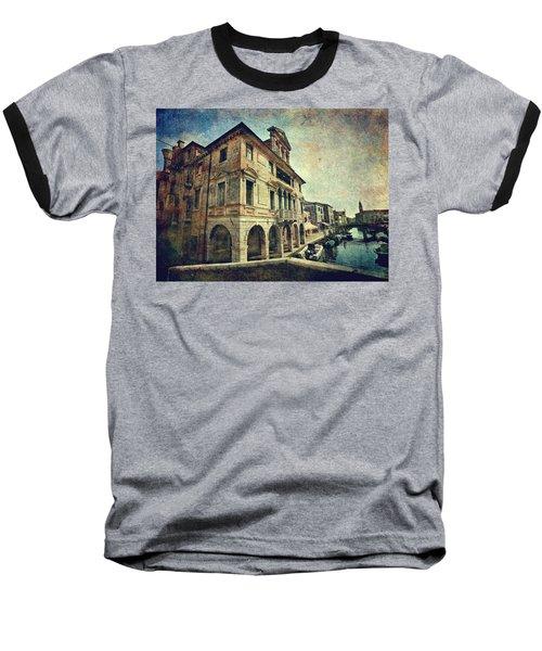 Palazzo Lisatti - Mascheroni Baseball T-Shirt
