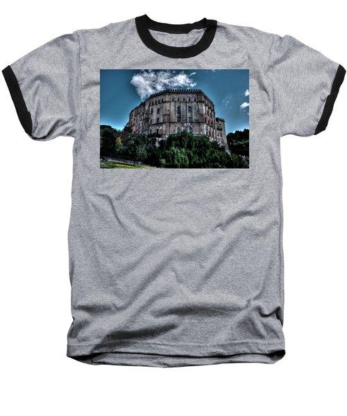 Palermo Center Baseball T-Shirt by Patrick Boening