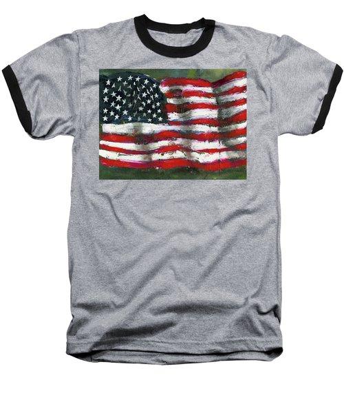 Palette Flag Baseball T-Shirt