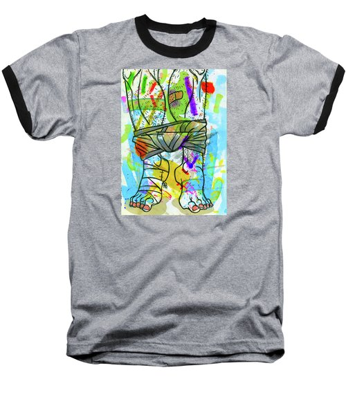 Palette Lad 2 Baseball T-Shirt