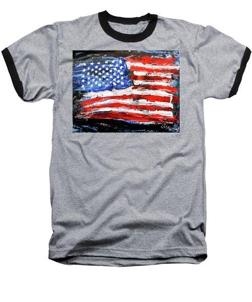 Palette Of Our Founding Principles Baseball T-Shirt