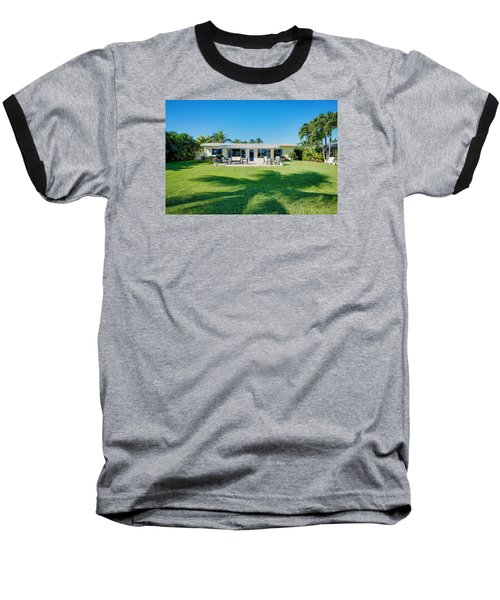 Palm Back Yard Baseball T-Shirt
