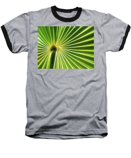 Palm Glow Baseball T-Shirt