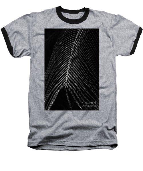 Baseball T-Shirt featuring the photograph Palm Leaf by Deborah Benoit