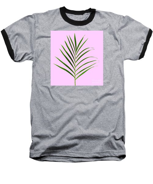 Palm Leaf Baseball T-Shirt