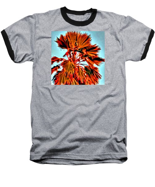 Palm Baseball T-Shirt