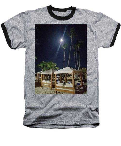 Palm Moon Baseball T-Shirt