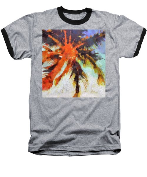 Palm No. 6 Baseball T-Shirt