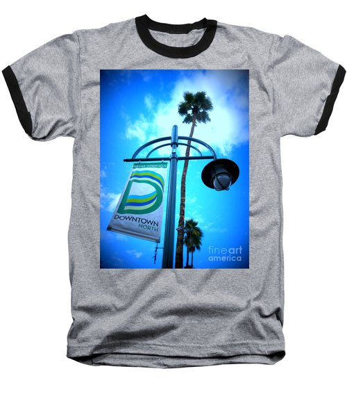 Palm Springs North Baseball T-Shirt
