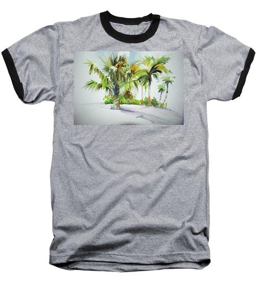 Palm Sunday Baseball T-Shirt by P Anthony Visco