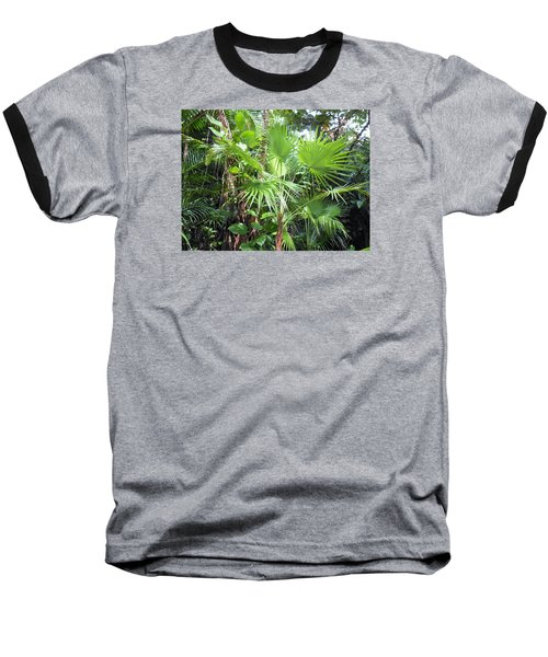 Baseball T-Shirt featuring the photograph Palm Tree by Kay Gilley