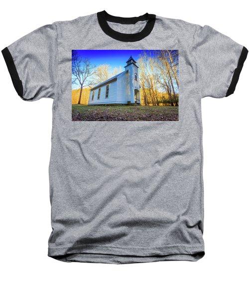 Palmer Chapel Methodist Church Baseball T-Shirt
