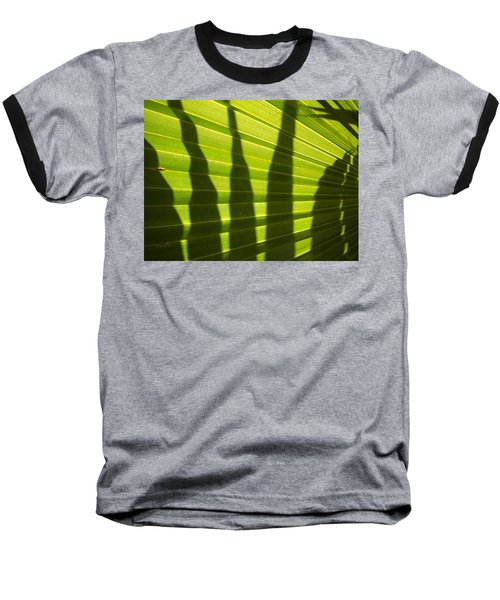 Baseball T-Shirt featuring the photograph Palmetto 4 by Renate Nadi Wesley