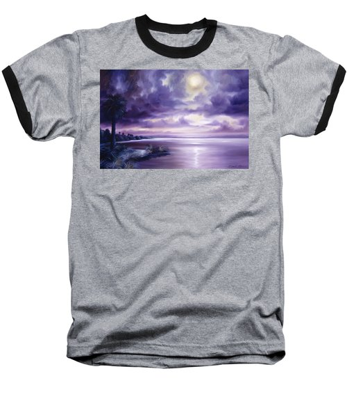 Palmetto Moonscape Baseball T-Shirt