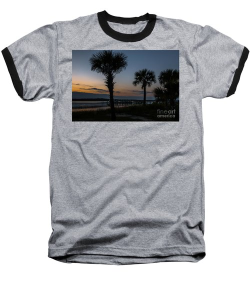 Palmetto Sky Baseball T-Shirt