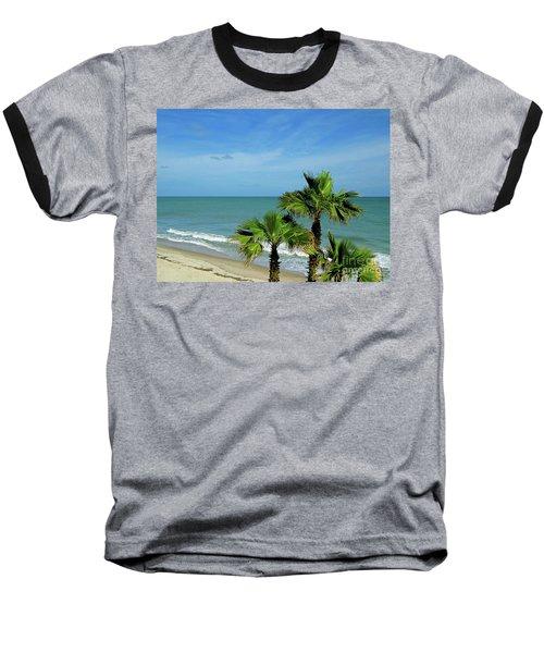Palms At Vero Beach Baseball T-Shirt
